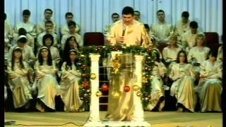 2014 01 07  Рождество в Церкви Преображение Господне
