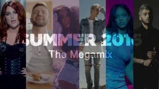 All Night, All Summer | Summer 2016 Megamix (Mashup)