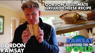 Gordon Ramsay's Ultimate Grilled Cheese Sandwich | Ramsay Around the World