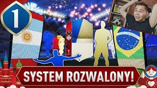 SYSTEM ROZWALONY! | FIFA World Cup 2018 UT [#1]