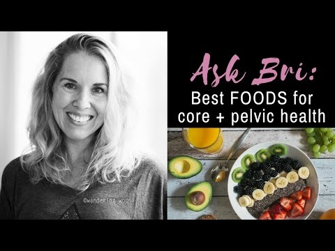 What I Eat for Core + Pelvic Health | FemFusion Fitness