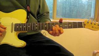 """Guitar Lesson: """"She's a Woman""""  Solo (The Beatles)"""