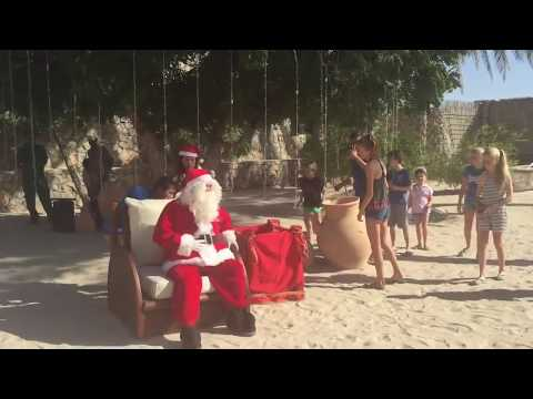 Watch: Oman's Coolest Santa to arrive in Musandam