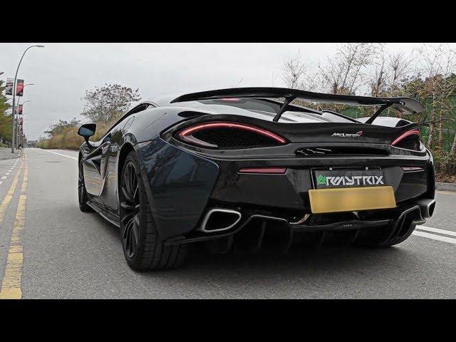 McLaren 540C / 570GT / 570S