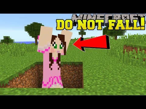 , title : 'Minecraft: *NEVER* FALL IN HOLES! - THE WEIRD HOLES! - Custom Map'