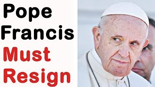 🇻🇦 Pope Francis Knew About Rapist Cardinal