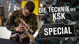 Die Spezial-Technik des Kommando   KSK   SPECIAL