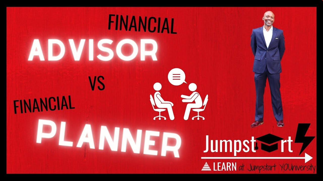 Financial Advisor vs Financial Planner vs Wealth Manager – Is There a Difference?