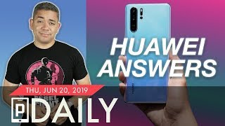 Huawei CONFIRMS Android Q for Certain Devices