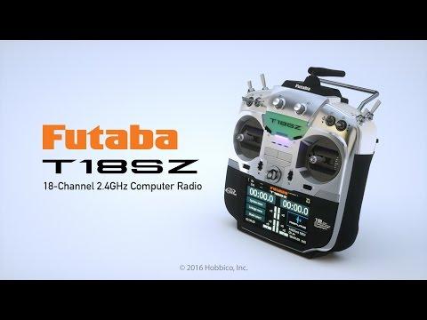 Futaba T18SZ-R7008SB-2.4G Mode 2
