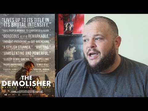 The Demolisher (2015) movie review action horror thriller
