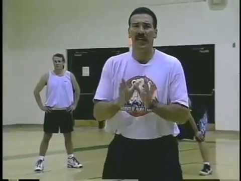 Basketball Drills - Full Court Pressure Defense