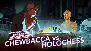 Episode 1.10 Chewie vs Holo-échecs, laisse le Wookiee gagner (VO)
