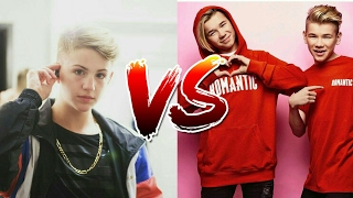MattyBRaps (So Alive) VS Marcus & Martinus (Without You)
