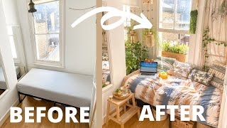 BOHO BEDROOM TRANSFORMATION ON A BUDGET 2020! DREAMY BOHO MAKEOVER ROOM DECOR IDEAS | MR CARRINGTON