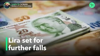 Why does the Turkish lira keep falling?