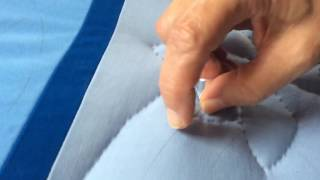 AMISH HAND QUILTING