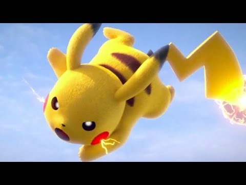 Pokken Tournament - Gameplay Trailer thumbnail