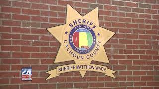 Calhoun County Officer & Sheriff's Deputy Test Positive for COVID-19