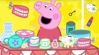 Peppa Pig Full Episodes 🍀Peppa Pig's Lucky Dip | Kids Videos