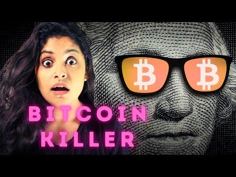 Bitcoin savaitės diagrama