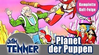 Jan Tenner   Folge 28 - Planet der Puppen   HÖRSPIEL IN VOLLER LÄNGE