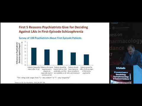 Petros Fotiadis Greece - The use of Long Acting Inject able Antipsychotics in Schizophrenia