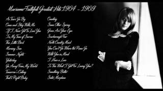 Marianne Faithfull Greatest Hits 1964 - 1969