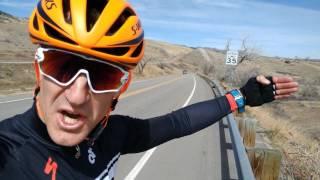 Ironman Boulder bike course 2017
