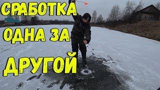 Зимняя рыбалка на вишере пермский край
