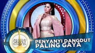 Inilah Nominasi Penyanyi Dangdut Paling Gaya 2019 - Anugerah Dangdut Indonesia 2019 (17/11)
