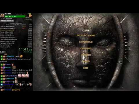 Severance: Blade of Darkness Speedrun in 2:06:35 (Amazon)