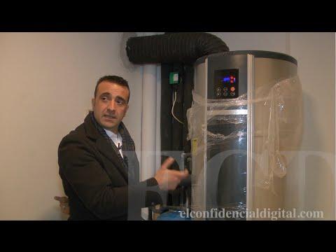 Te mostramos la instalación de una vivienda auto-abastecida que paga 80€ de energía al año