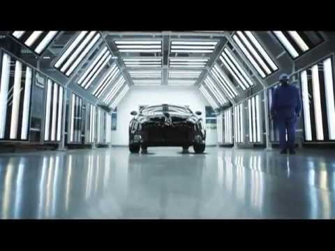 MG Brand Film Commercial - MG6 Driver: Andrew Dasz (Hong Kong/UK)