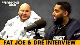 Fat Joe And Dre Talk Hip-Hop History, Leaving NY For Miami, Acting + More