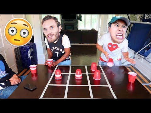 Fun & Cheap Party Games with Cups (Minute to Win It Games)
