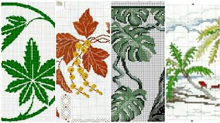 Awesome Cross Stitches Pattern Beautiful Collection