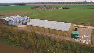 Eelpower opens 10MW Energy Storage Site at Leverton, Lincoln