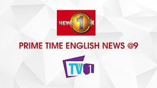 News 1st: Prime Time English News   9 PM | (18 11 2019)