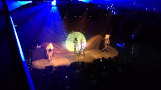Anjulie LIVE- White Lights P2