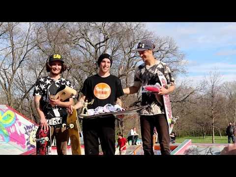 Rip-On Skate Park (New Park) Skate Contest (Topeka, KS)