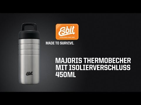 Majoris Thermo Cup with Insulating Lid by Esbit