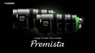 YouTube Video 8EOtmrZnjuY for Product Fujifilm Premista Cinema Lenses by Company Fujifilm in Industry Lenses