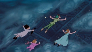Peter Pan - You can fly (Eu Portuguese)