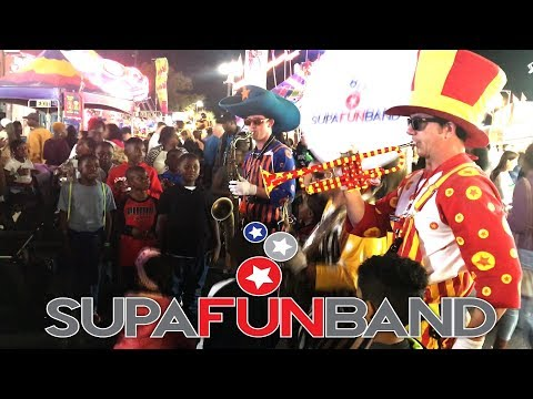 Over the Waves - SupaFun Band