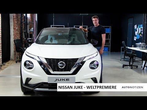 Nissan Juke 2019 - Weltpremiere mit Sitzprobe: statisches Review