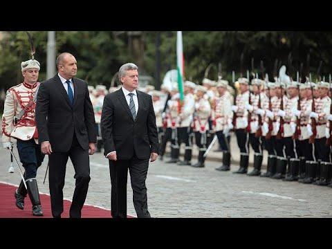 Αποστάσεις Βουλγαρίας από Ιβανόφ εξαιτίας της στάσης του στη συμφωνία…