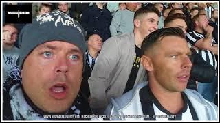 Match vlog | Newcastle United 1-0 Crystal Palace