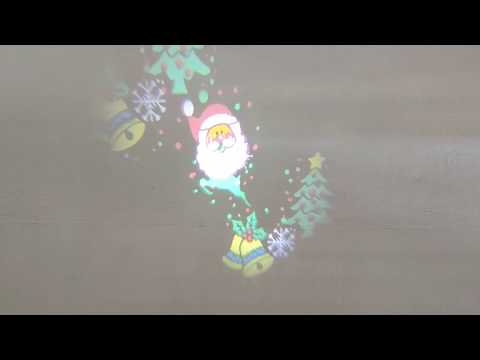 Veli Line Projektor - Jule motiv