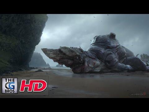 "CGI VFX Breakdowns HD: ""Sea Creature""- by Beat Reichenbach"